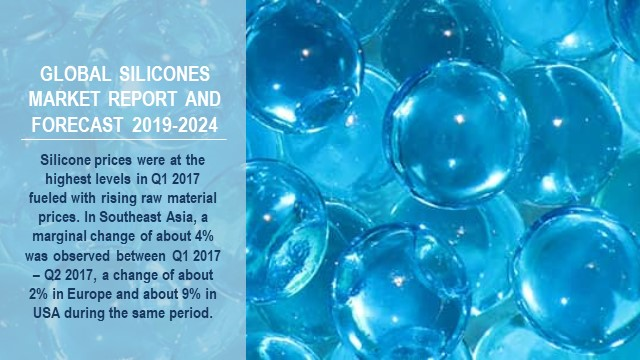 Global Silicones Market Analysis By Region 2019-2024