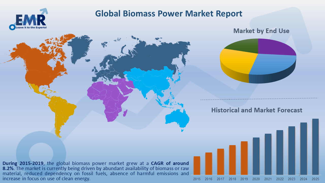 Global Biomass Power Market Report and Forecast 2020-2025