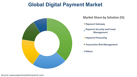 Global Digital Payment Market By Solution