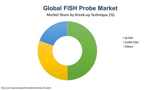 Global FISH Probe Market By Break Up Technique