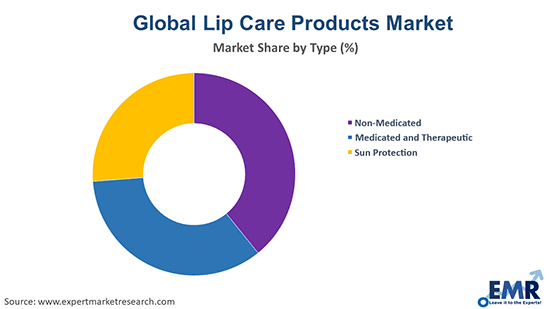 Lip Care Products Market by Type