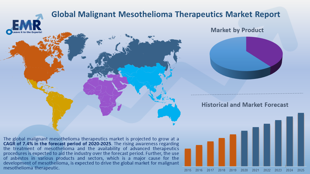 Global Malignant Mesothelioma Therapeutics Market Report and Forecast 2020-2025