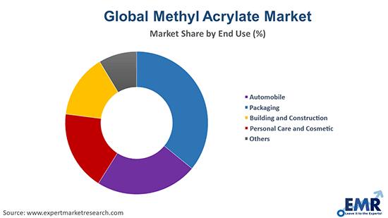 Methyl Acrylate Market by End Use