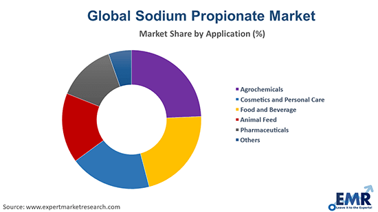 Sodium Propionate Market by Application