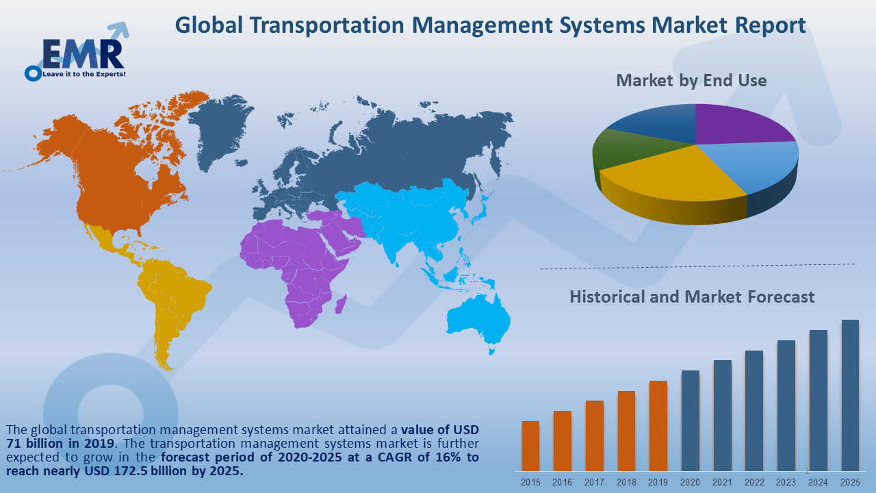 Global Transportation Management Systems Market Report and Forecast 2020-2025