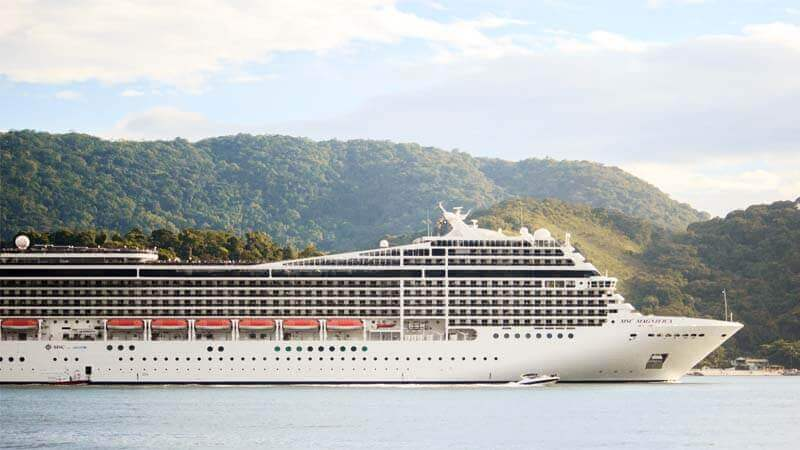 Impact of COVID-19 on Cruise Liners