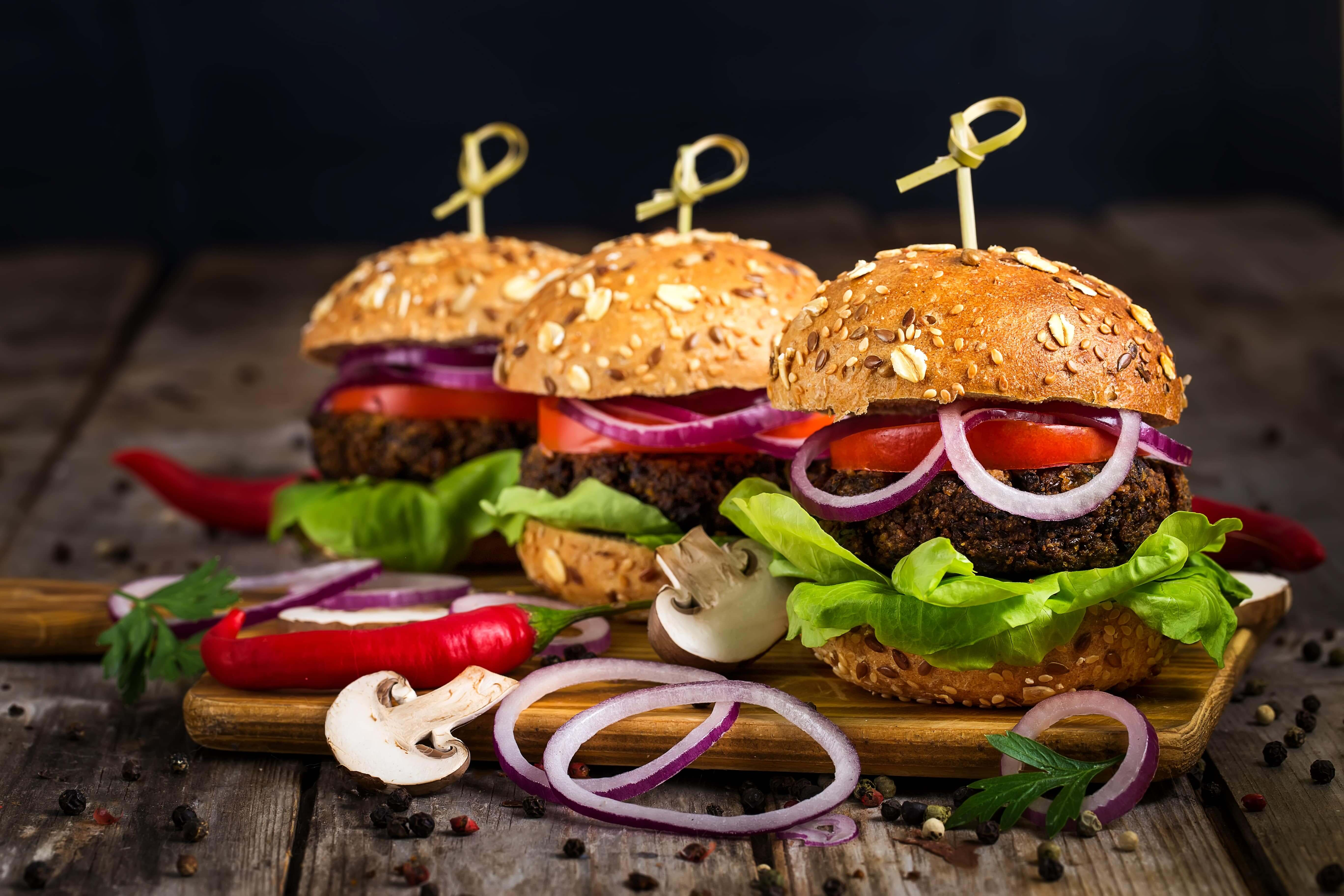 Nestlé Launches the Harvest Gourmet Incredible Burger