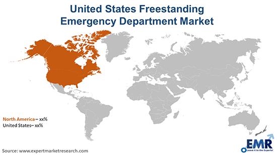 United States Freestanding Emergency Department Market By Region