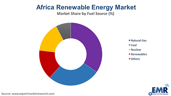 Africa Renewable Energy Market By Fuel Source