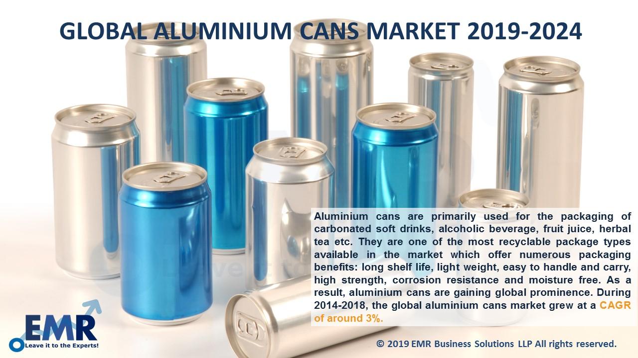Aluminium Can Market Report and Forecast 2019-2024