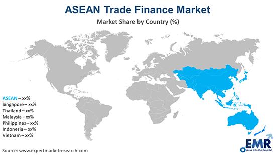 ASEAN Trade Finance Market By Region