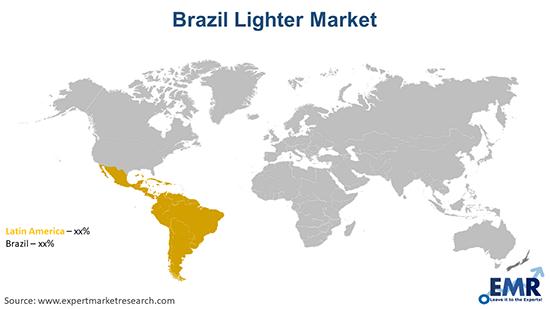 Brazil Lighter Market By Region