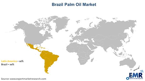 Brazil Palm Oil Market By Region