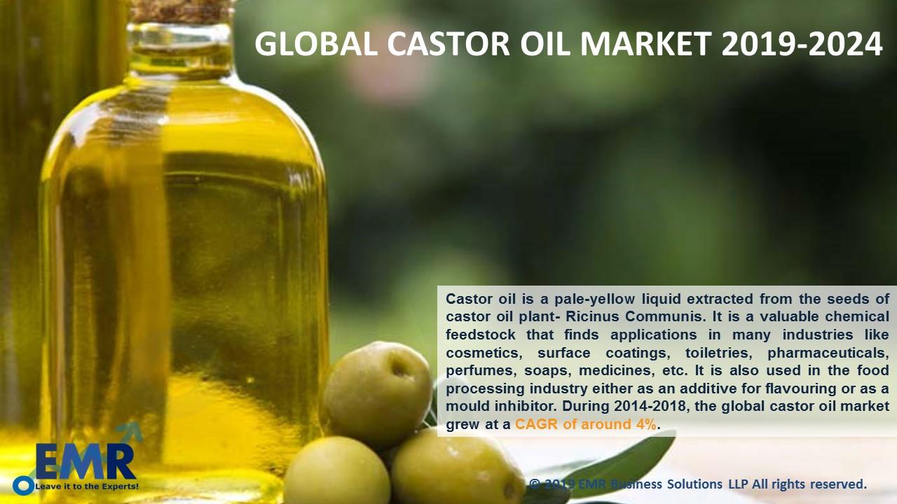 Castor Oil Market Report and Forecast 2019-2024