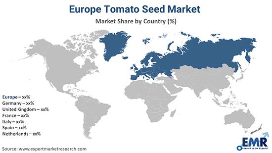 Europe Tomato Seed Market By Region