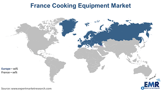 France Cooking Equipment Market By Region