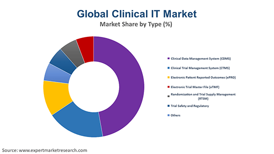 Global Clinical IT Market By Type