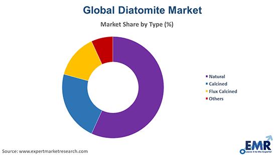 Diatomite Market by Type