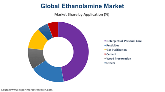 Global Ethanolamine Market by Application