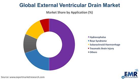 External Ventricular Drain Market by Application