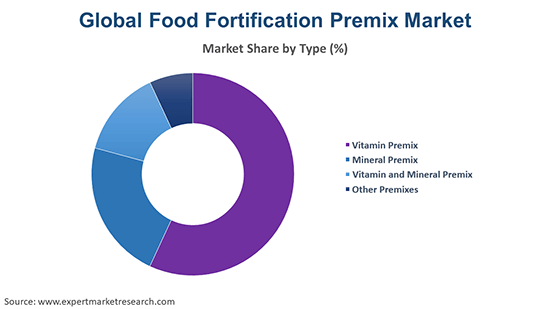 Global Food Fortification Premix Market By Type