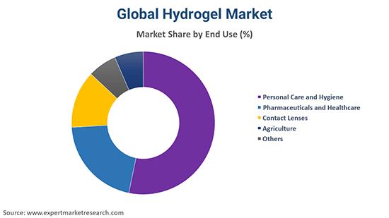 Global Hydrogel Market By End Use