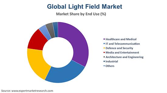 Global Light Field Market By End Use