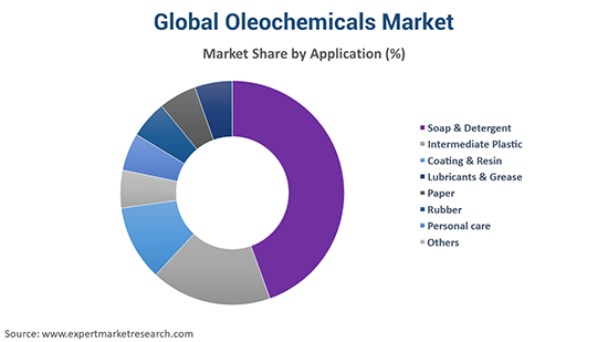 Global Oleochemicals Market By Application