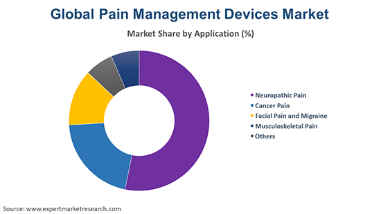 Global Pain Management Devices Market By Application