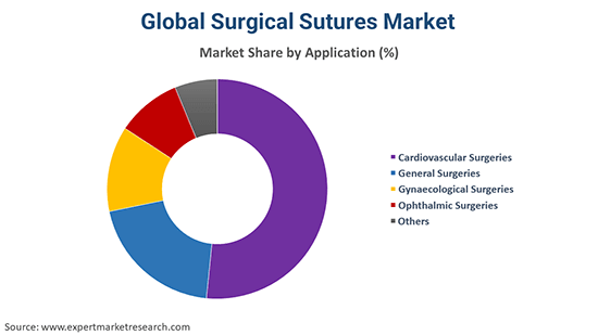Global Surgical Sutures Market By Application