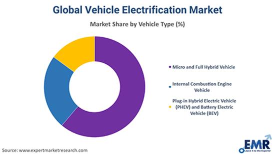 Global Vehicle Electrification Market By Vehicle Type