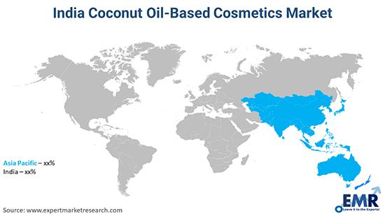India Coconut Oil-Based Cosmetics Market By Region