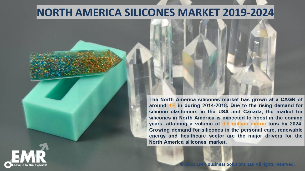 North America Silicones Market Report & Forecast 2019-2024