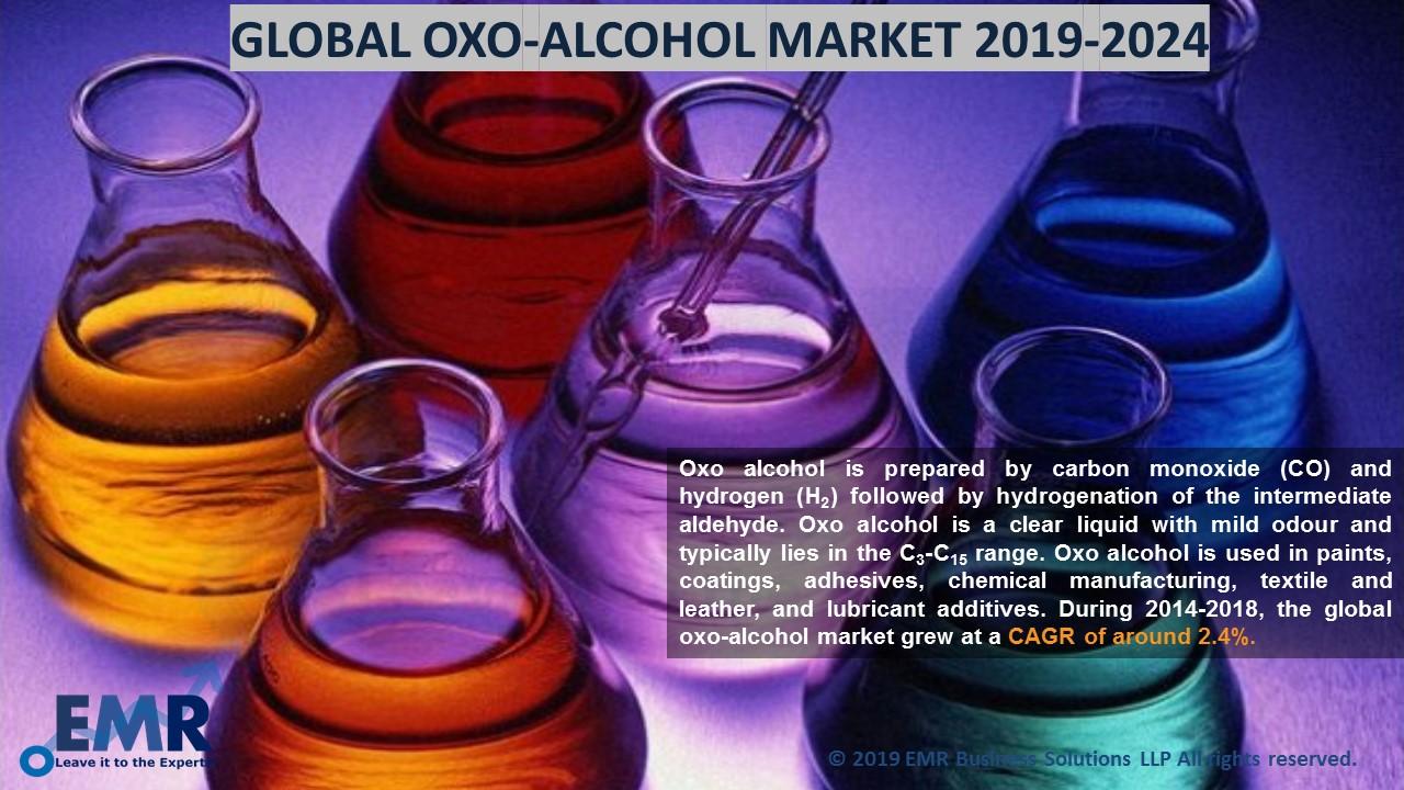OXO Alcohol Market Report & Forecast 2019-2024