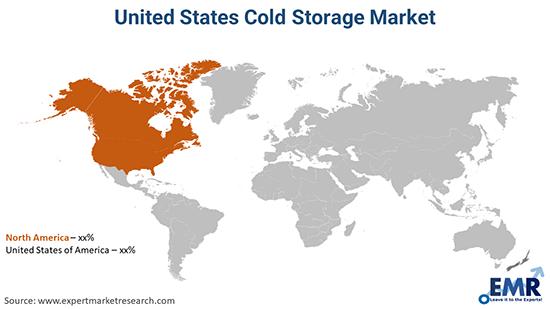United States Cold Storage Market By Region