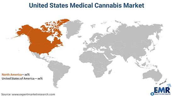 United States Medical Cannabis Market By Region