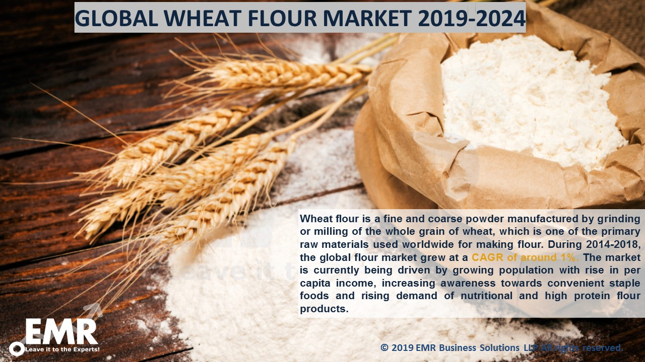 Wheat Flour Market Report and Forecast 2019-2024